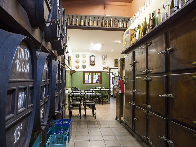 Bar Bodega Manolo: combinación ganadora