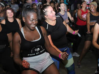 Afro Caribbean Dance Fitness Party