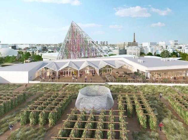 Agripolis, Paris Expo Porte de Versailles