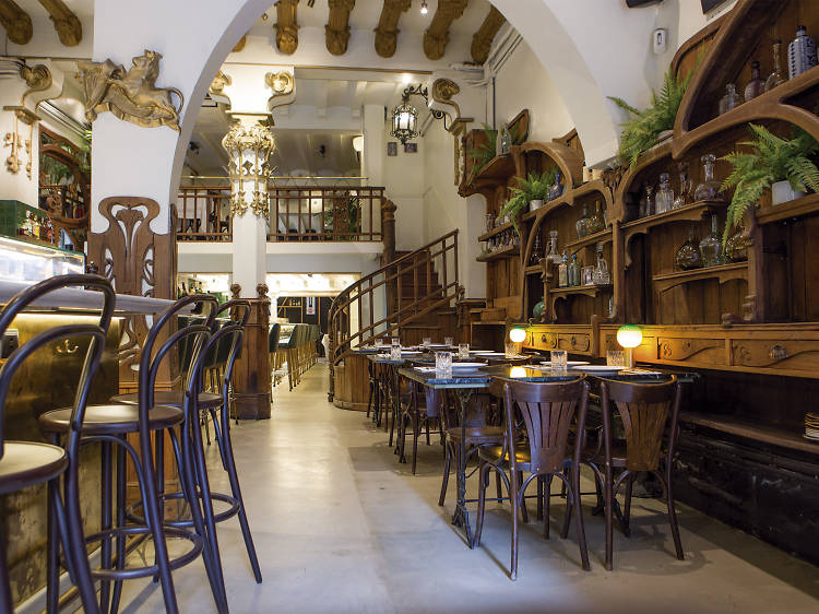 Grill Room - Bar Thonet