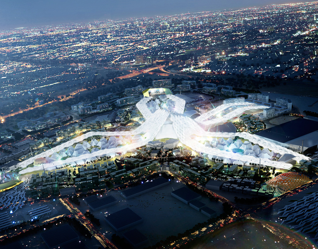 Dubai Expo 2020 (render)