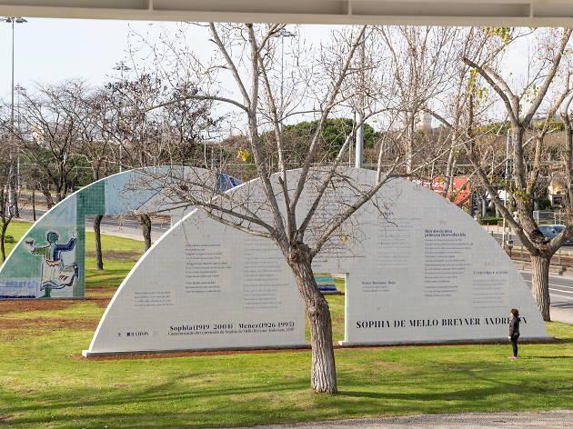 memorial a sophia de mello breyner