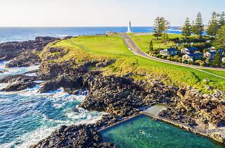 Kiama lighthouse and headland