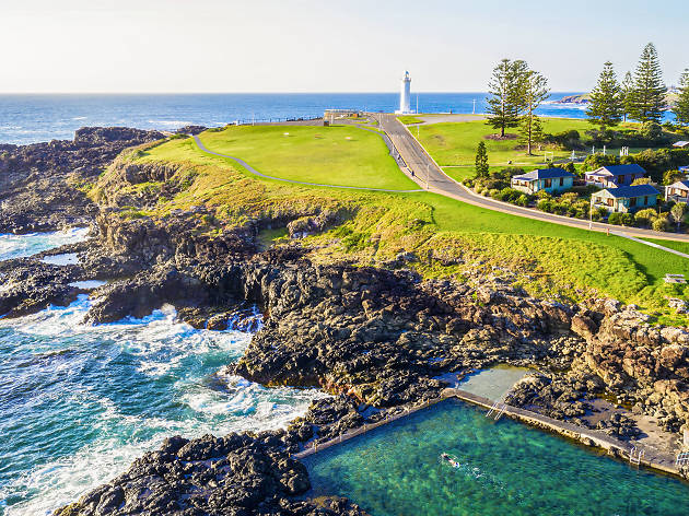 Ten ways to make the most of a Kiama getaway
