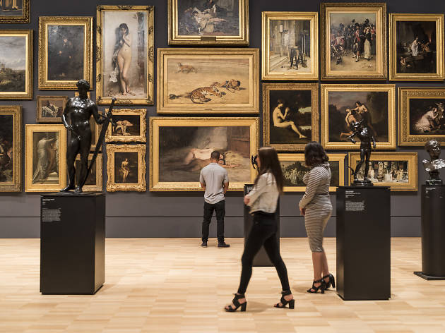 All of Melbourne's galleries, cinemas and museums will close under new lockdowns