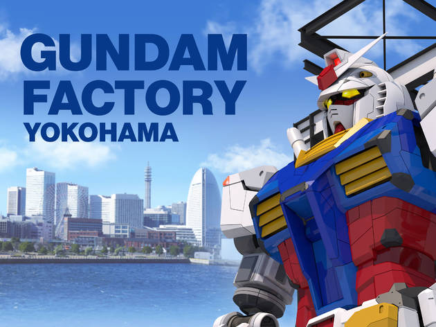 New Gundam Factory in Yokohama to feature a moving 18-metre-tall Gundam robot