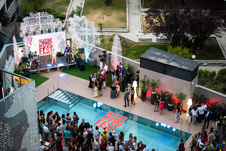 Vuelve a Madrid el primer festival que se celebra dentro de un hotel