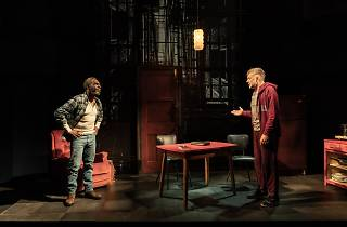 The Sunset Limited, Boulevard Theatre, 2020