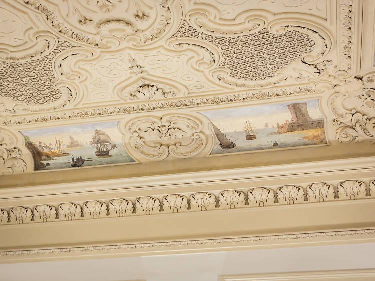 Tectos frescos