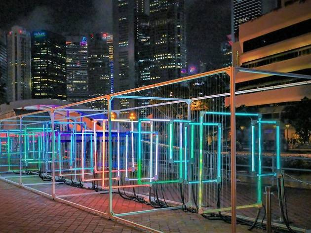 Sustainable light art festival i Light Singapore returns from March 6 to 29