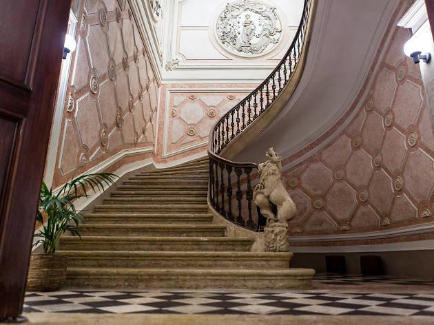 Brotéria: a nova casa da cultura do Bairro Alto mora num edifício aristocrático