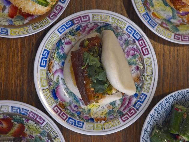 Bao Bao Taiwanese Eatery: expertos en baos y comida callejera de Taiwán