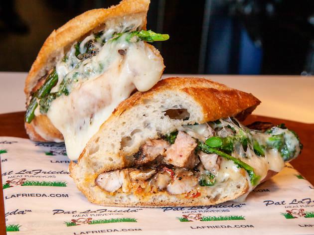 Food Envy: Pat LaFrieda Meat Purveyors' Slow Roasted Pork Shoulder Sandwich