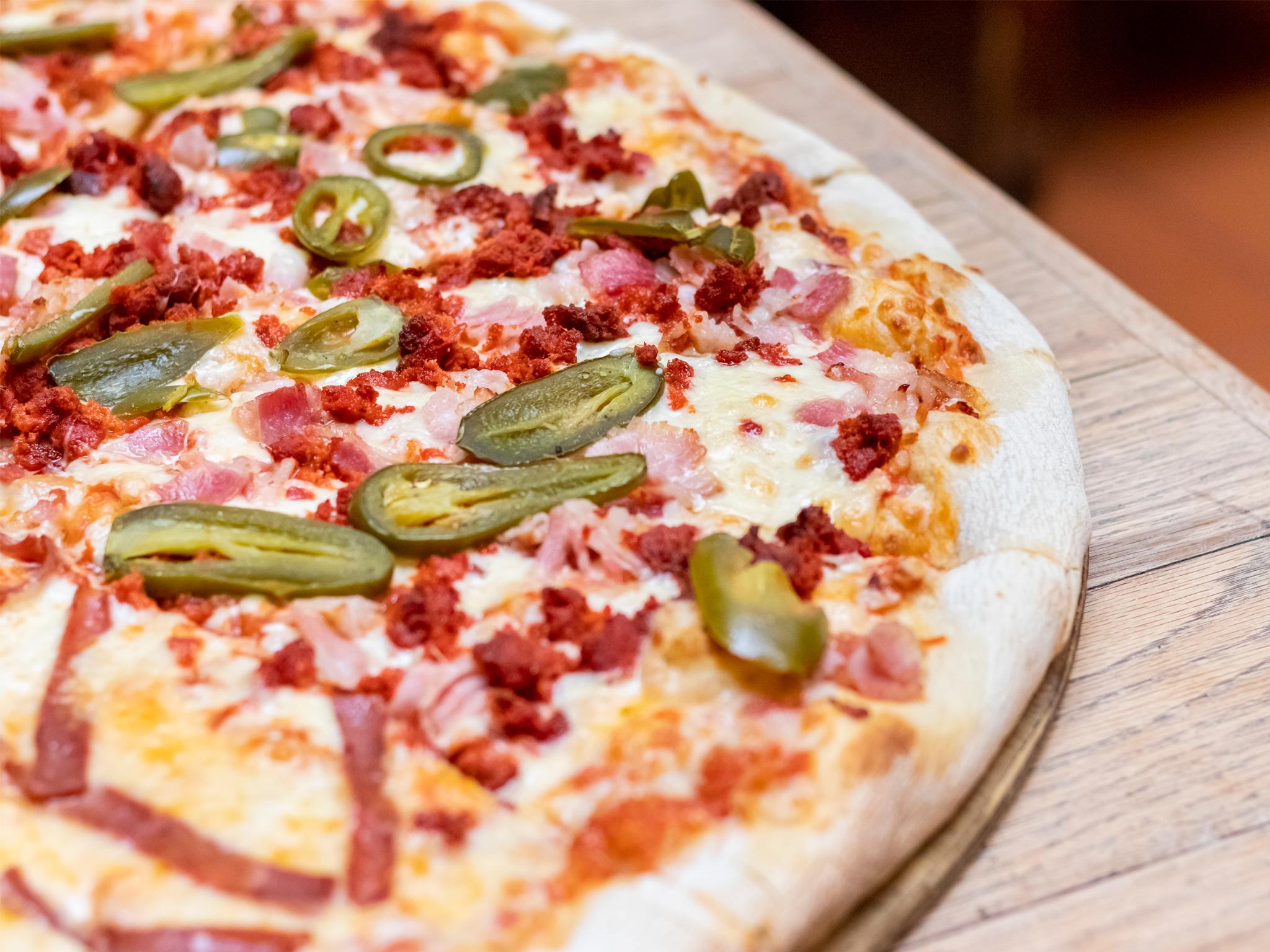 Pizzas Marco Polo: Una pizzería de 1983 en Azcapotzalco