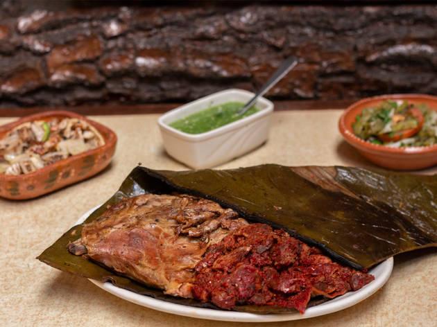Barbacoa El Paisano, la tradicional hidalguense en Azcapotzalco para fin de semana.