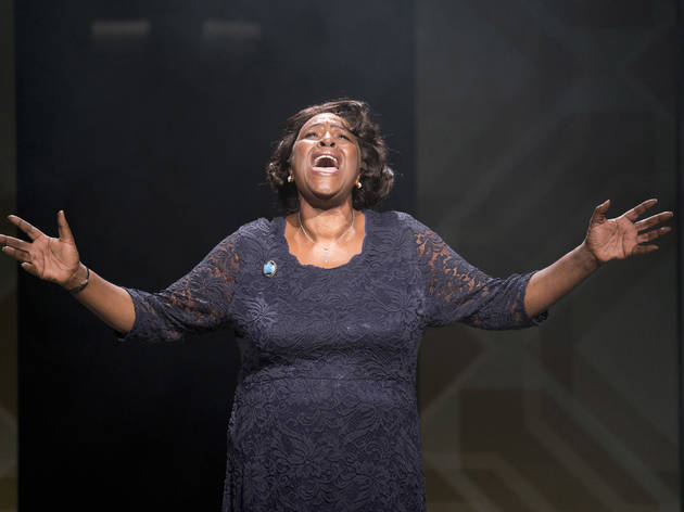 Sharon D Clarke in CAROLINE, OR CHANGE