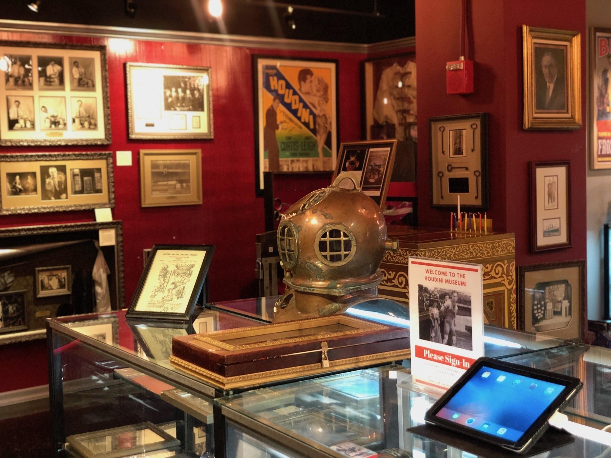 Harry Houdni Museum of New York