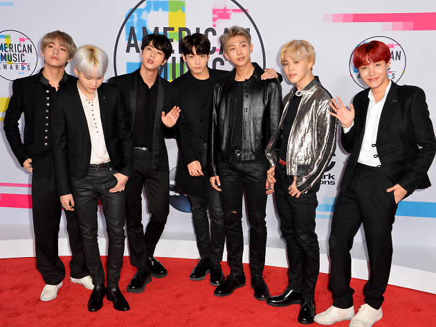 BTS band postpones tour due to coronavirus outbreak #52163