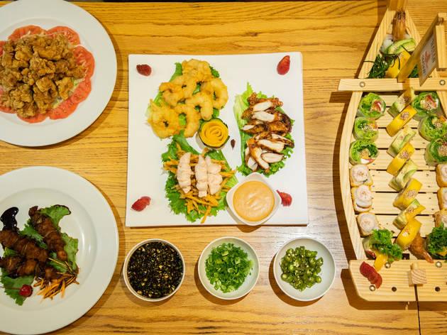 Masao Sushi: comida japonesa tradicional y hasta vegana en Azcapotzalco