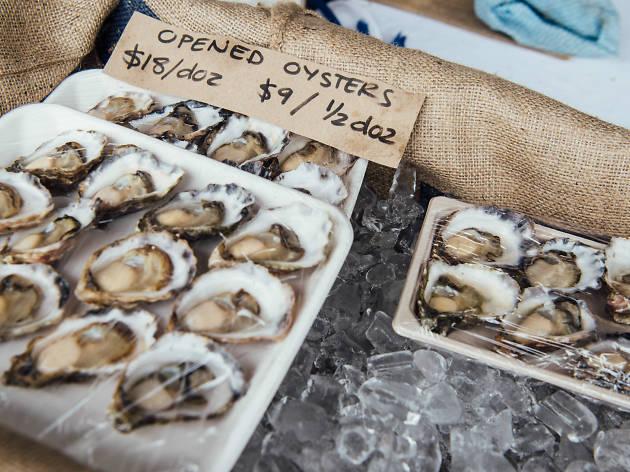 Wild Harvest Seafood Festival
