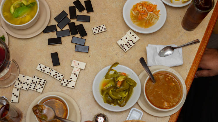 Don Juve: una cantina tradicional en Azcapotzalco con platillos caseros