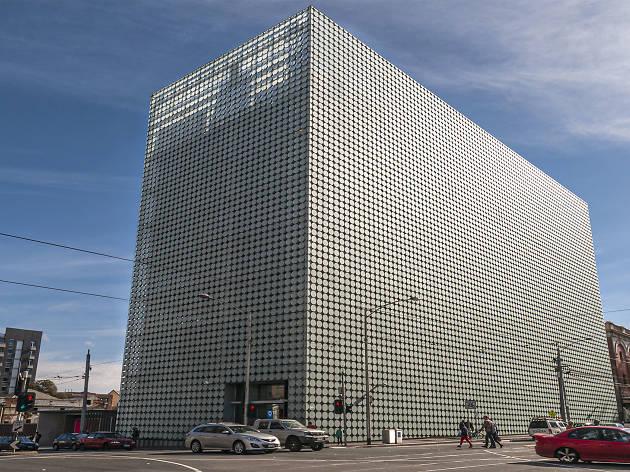 Exterior of RMIT Design Hub
