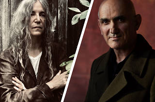Patti Smith and Paul Kelly in Conversation