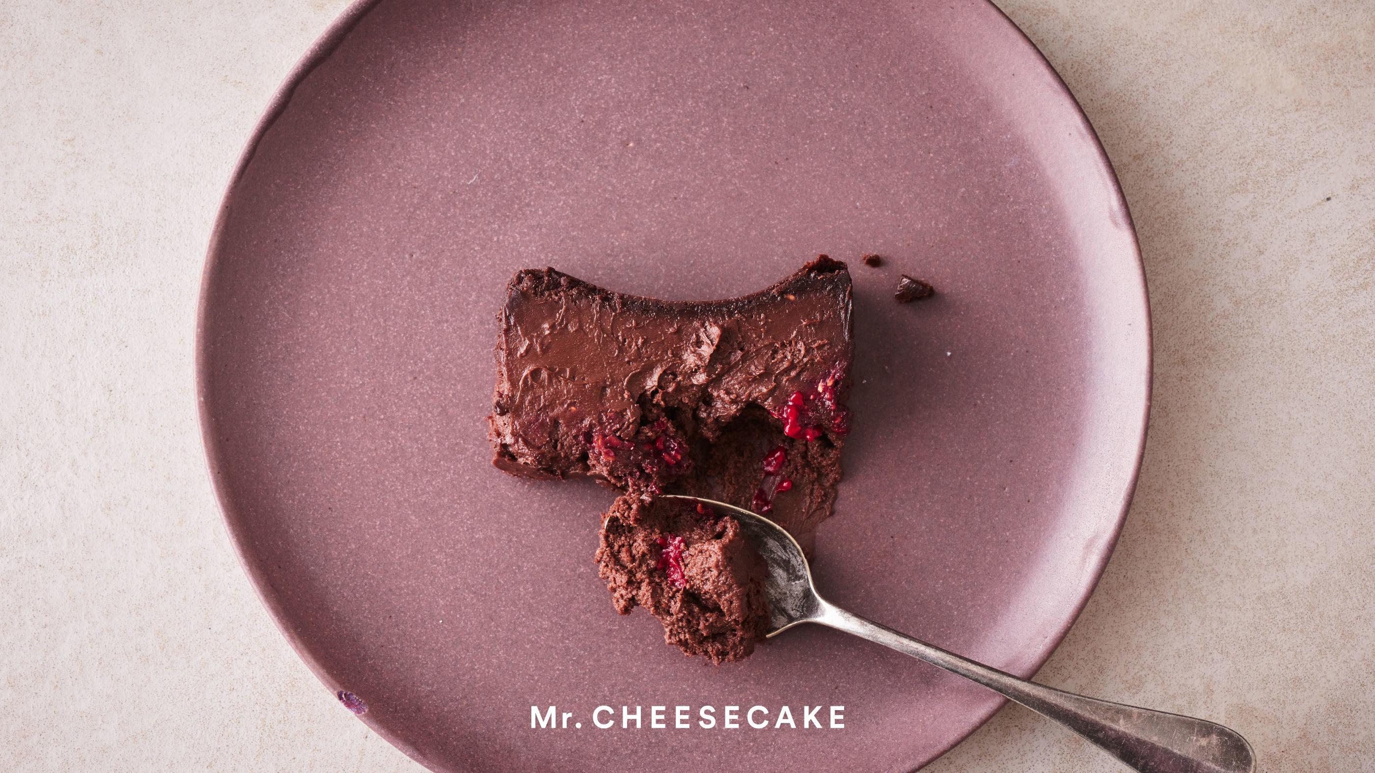 Mr. CHEESECAKE pop-up restaurant