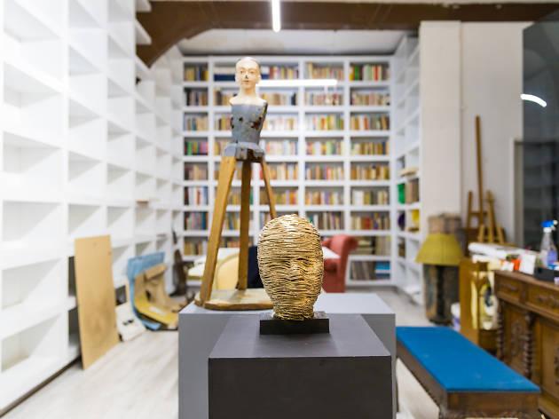 A nova galeria de Lisboa é uma Oficina Impossível