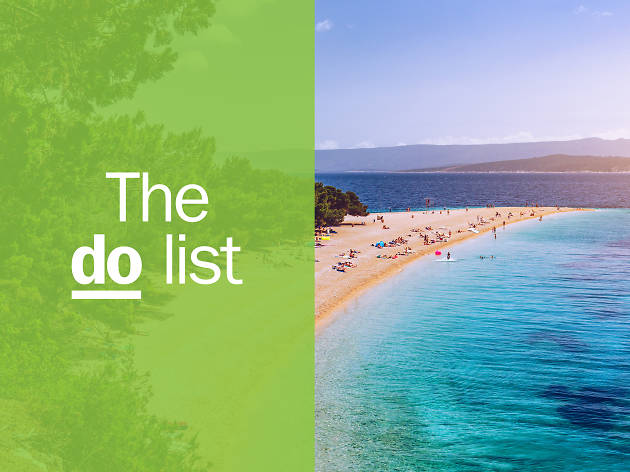 The do list - Brač