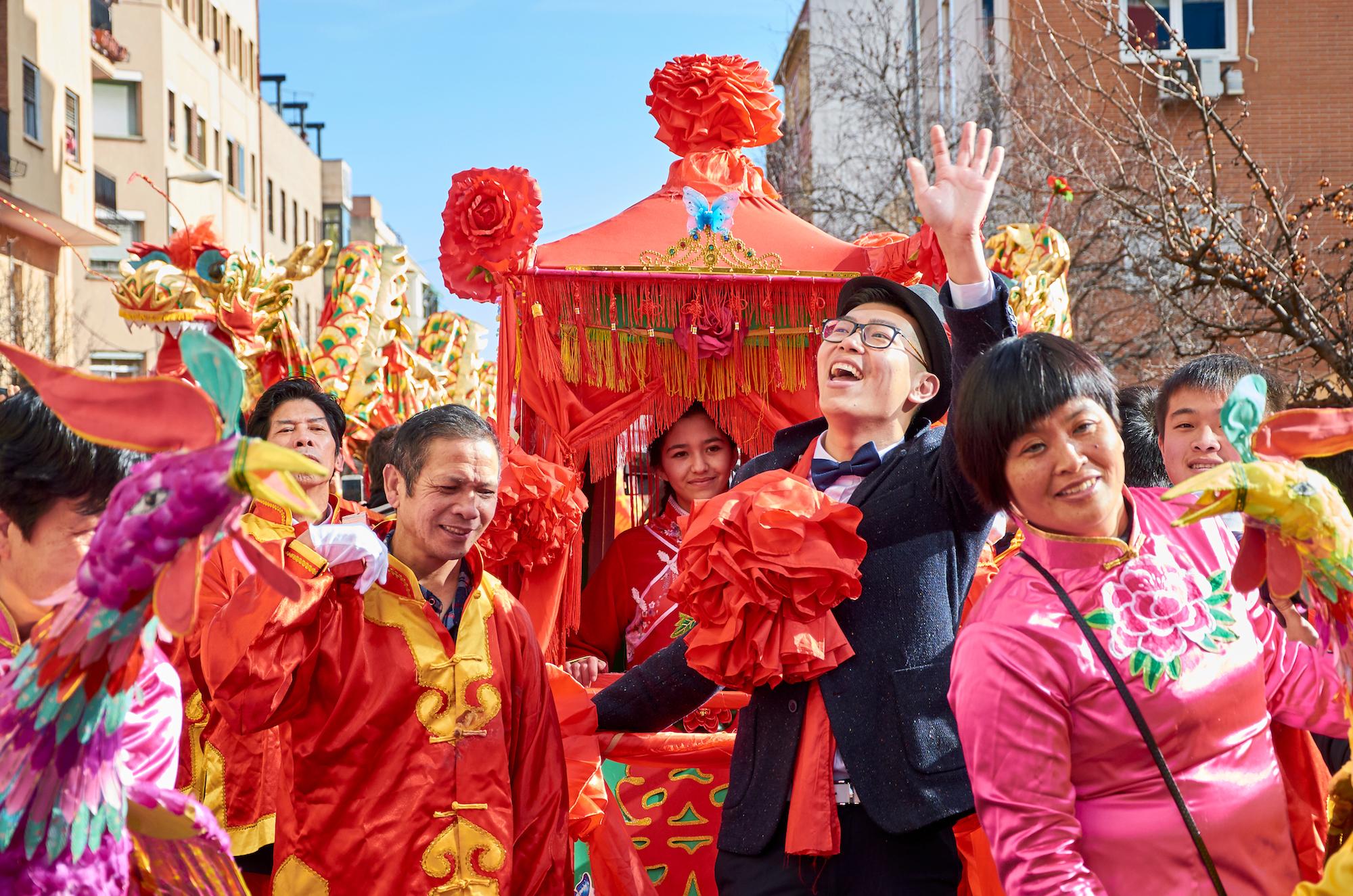 11 planes para celebrar el Año Nuevo Chino