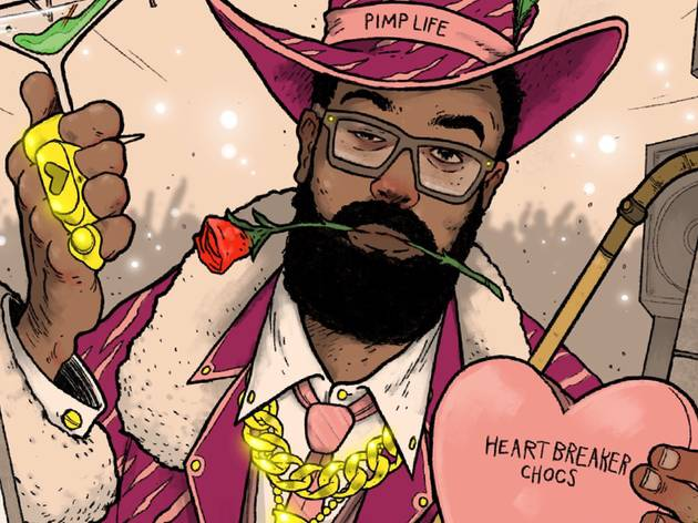Romesh Ranganathan presents: Hip Hop Saved My Valentines