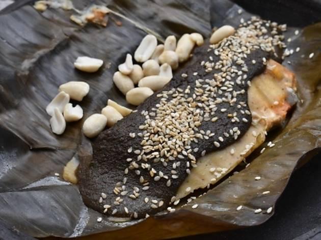 tamales en cdmx (Foto: Cortesía Restaurante El Silo)