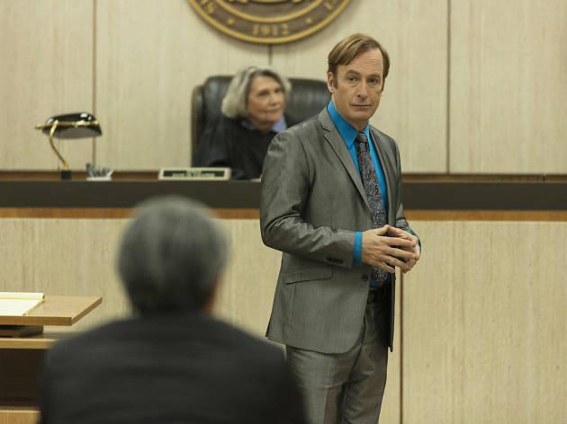 Better Call Saul presenta su quinta temporada