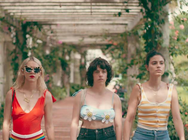 Desenfrenadas, nueva miniserie de Netflix