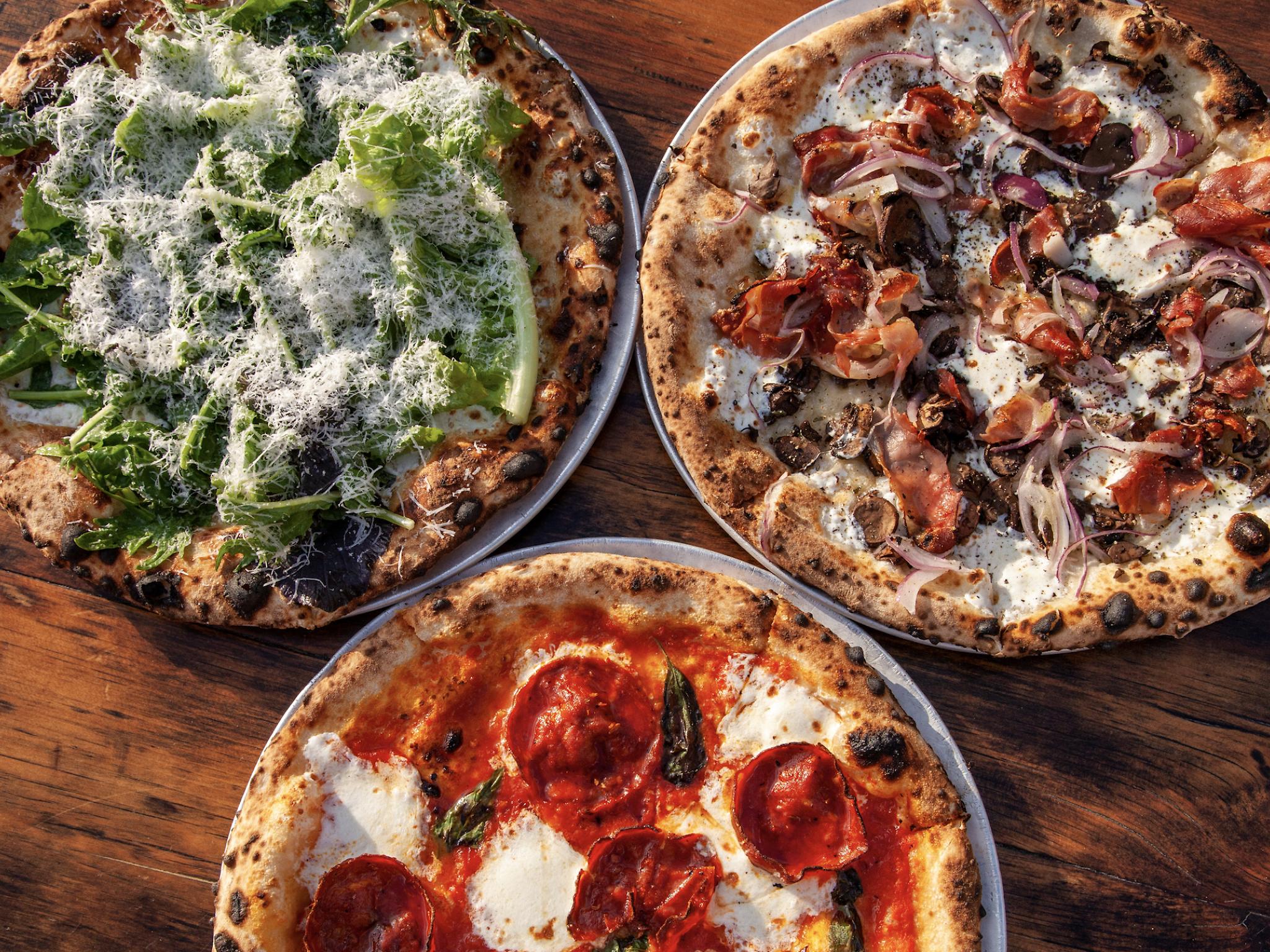 Las 20 mejores pizzas de la CDMX