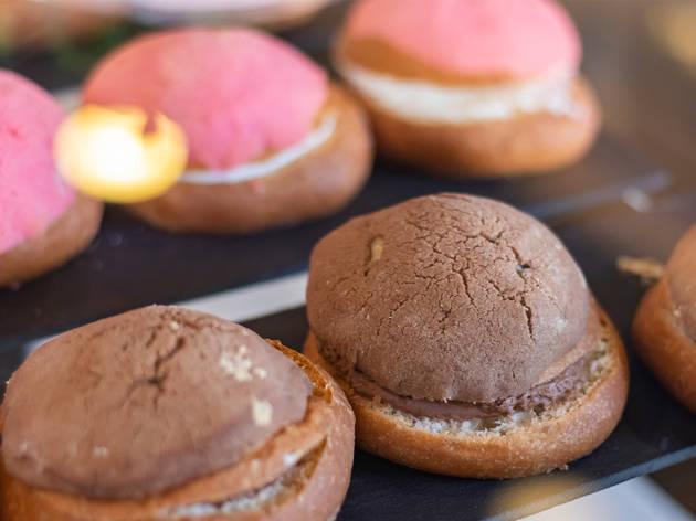 La Conchería es la panadería especializada en conchas de sabores de todo el mundo