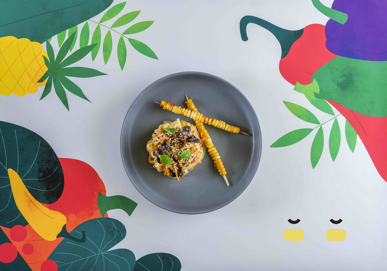Miss LEE signature dish; Amazing Maize_PR_01-24-2020