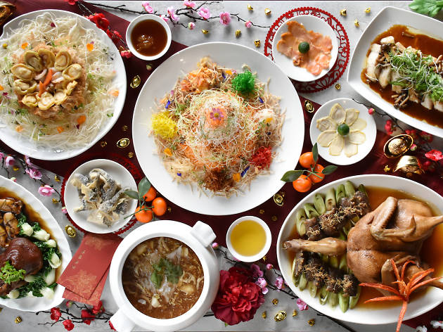 Mimi Restaurant CNY 2020