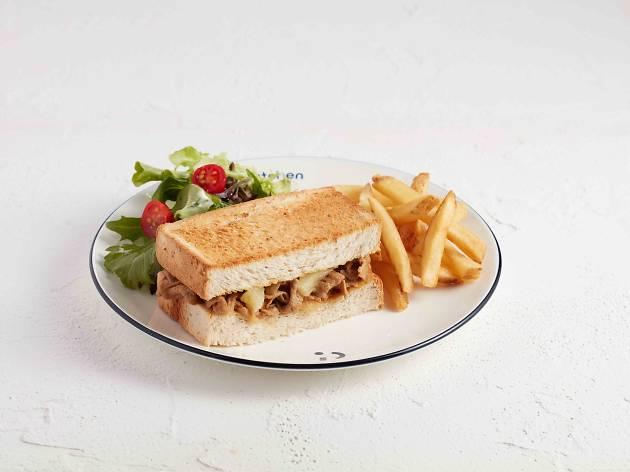 GreenCommon_Unlimeat Satay Beefless Toast PR- 24-01-2020