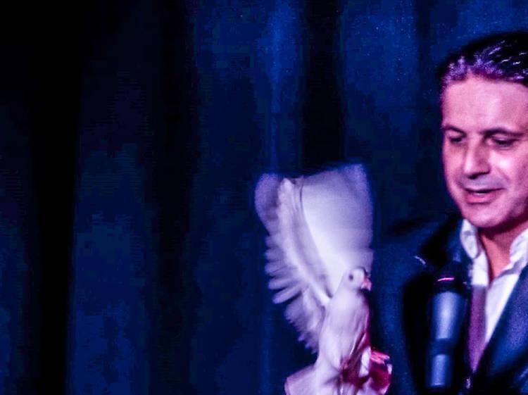 The Magician's Cabaret, Darlinghurst