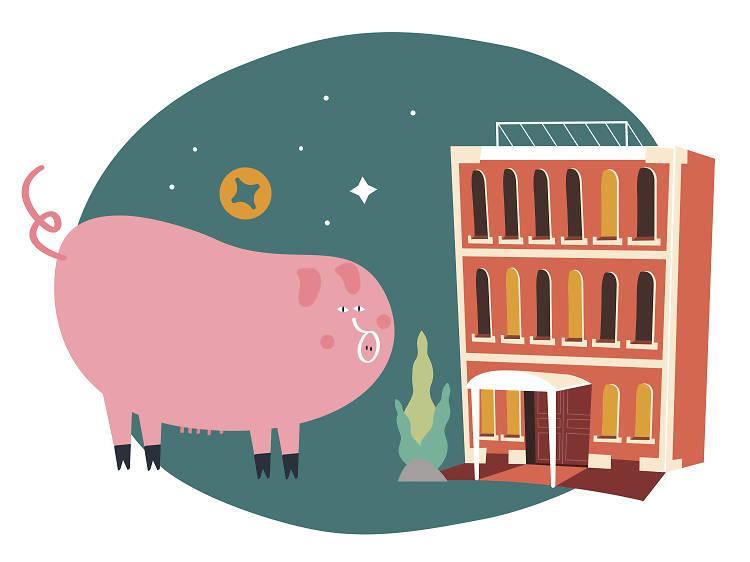 Pig: 1923, 1935, 1947, 1959, 1971, 1983, 1995, 2007...