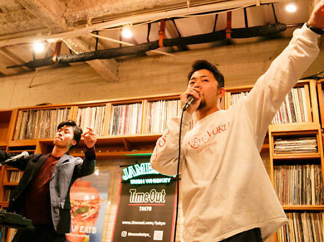 Tokyo Unplugged: Time Out Acoustic Open Mic Night Credit: Photo: Keisuke Tanigawa
