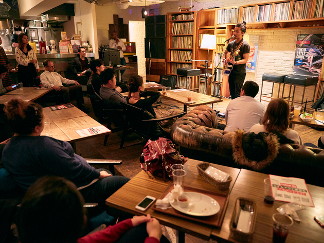 Tokyo Unplugged: Time Out Acoustic Open Mic Night Credit: Photo: Kisa Toyoshima