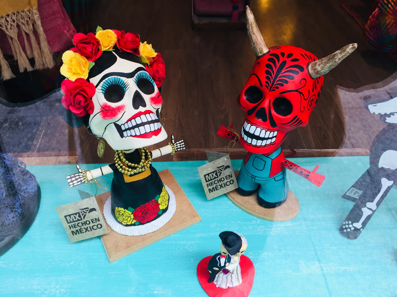 Abre en Madrid la primera tienda de artesanía popular mexicana