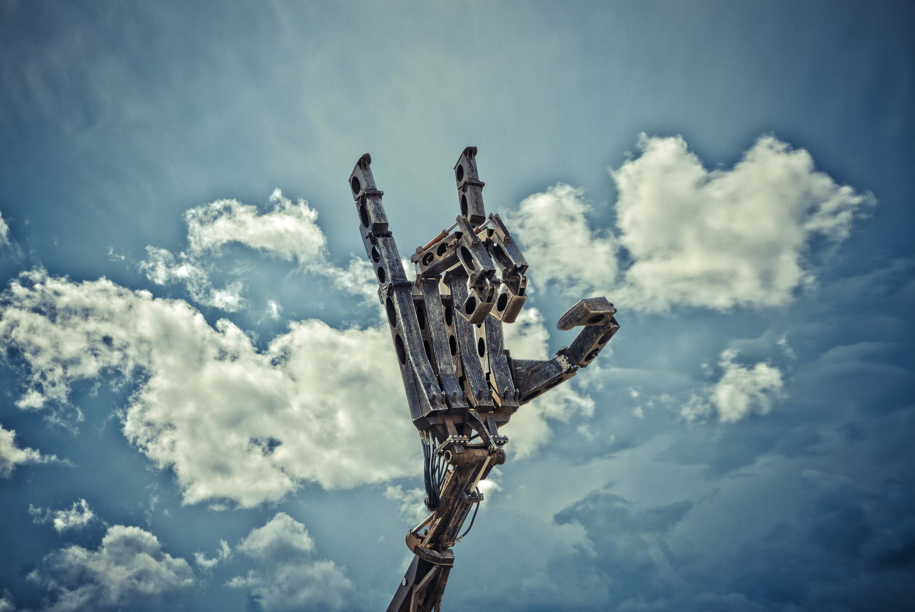 Christian Ristow: The Hand of Man