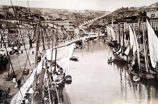 Granica na Mrtvom kanalu Rijeka (1933)