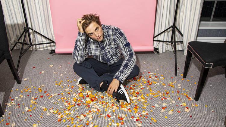 Robert Pattinson shoot