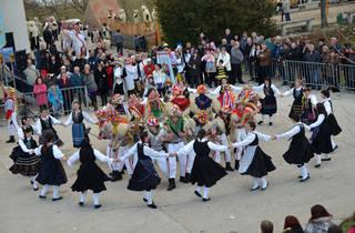 Costumed Ćićarija Zgončari from Istria invited to open Rijeka European Capital of Culture