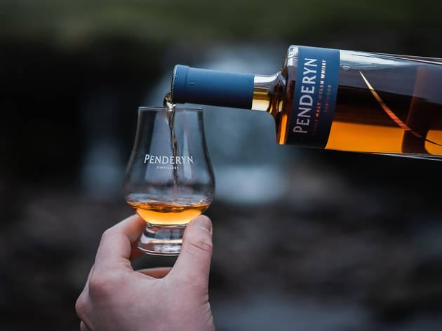 50% off a Penderyn whisky masterclass with food pairings